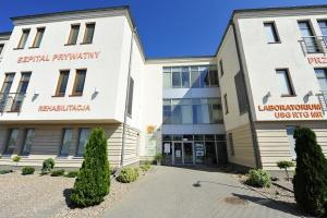 Poznań: ruszył nowy oddział szpitala MedPolonia