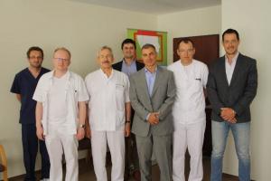 Kielce: klinika ŚCO uzyskała europejską akredytację