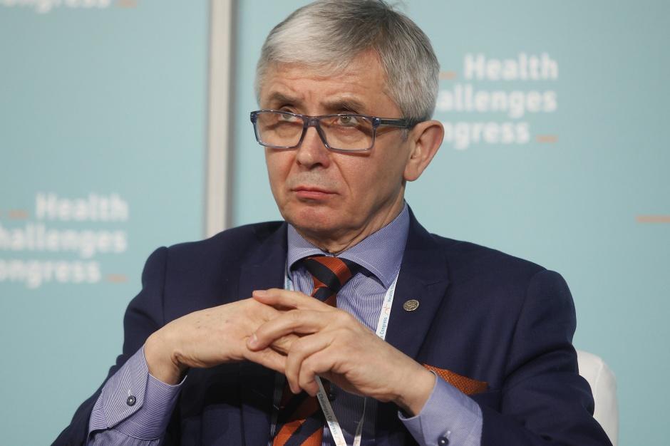Wójcik: celem sieci jest pozbawiene prywatnych szpitali publicznego finansowania