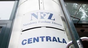 Zmiany regulaminu organizacyjnego Centrali NFZ