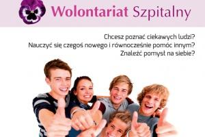 Kościerzyna: szpital szuka wolontariuszy