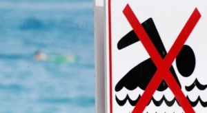 Zamknięte niektóre kąpieliska nad Bałtykiem, głównie z powodu sinic