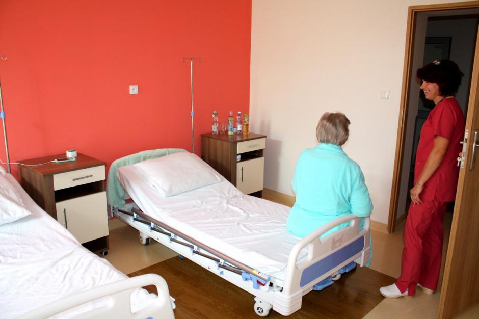 Tuchów: najpierw remont przeszła porodówka, teraz ginekologia