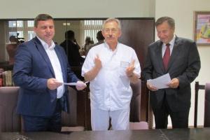 Staszów: powstaje filia Świętokrzyskiego Centrum Onkologii