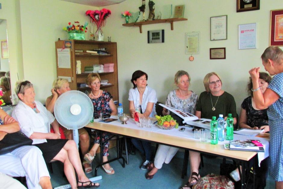 Kielce: wykładowca z Alabamy zbierała relacje pacjentów w ŚCO