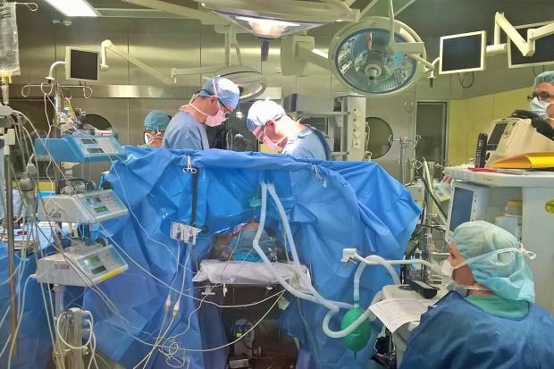 Kardiolodzy z Mielca po raz pierwszy wykonali rotablację
