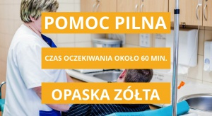Kalisz: szpitalny oddział ratunkowy wprowadza tzw. re-triage