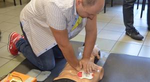 Łódź: będą rozdawać poradniki pierwszej pomocy