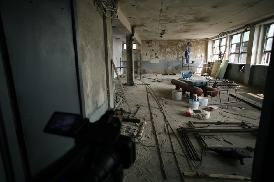 Suwałki: gruntowny remont pulmonologii, szpital kupił 200 urządzeń