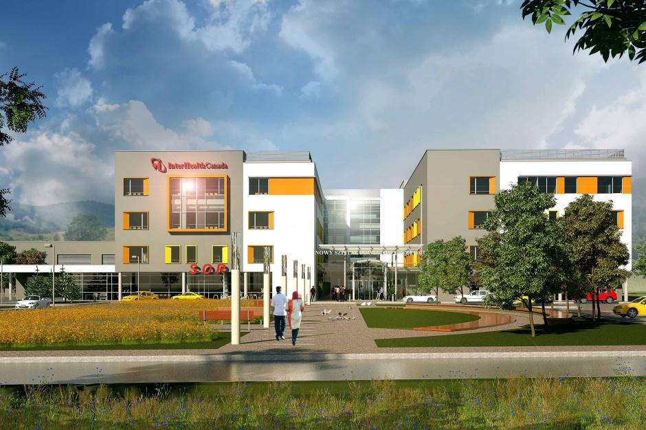 Śląskie: nowy szpital w Żywcu ruszy prawdopodobnie na początku 2020 r.