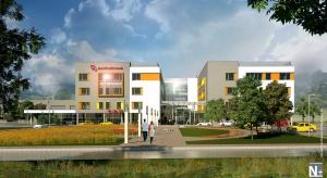 Żywiec: budowa szpitala na finiszu