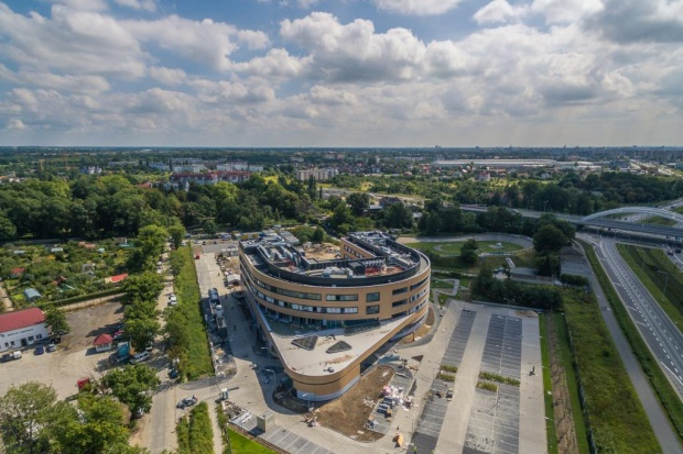 Wrocław: powstaje nowy szpital, to inwestycja za 120 mln zł