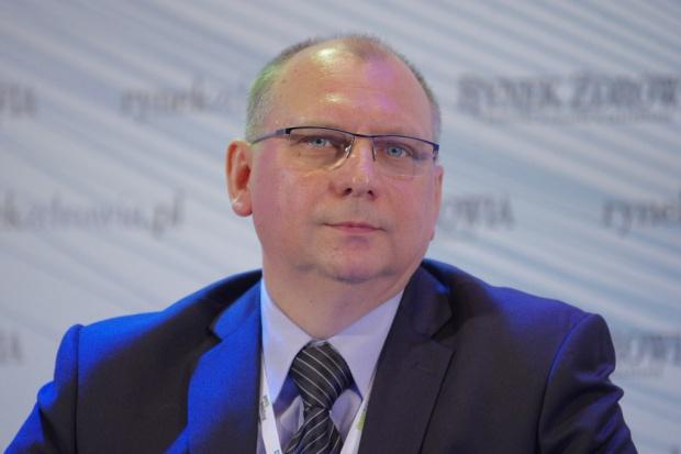 Jarosław Czapliński, wiceprezes Polskiego Stowarzyszenia Sterylizacji Medycznej