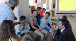 Olsztyn: o co dzieci pytają rzecznika ich praw