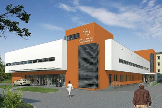 Sosnowiec: wybrano firmę, która zbuduje nowy pawilon szpitala miejskiego
