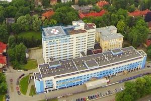 Cieszyn: lądowisko dla śmigłowców na dachu szpitala - tak będzie wyglądać