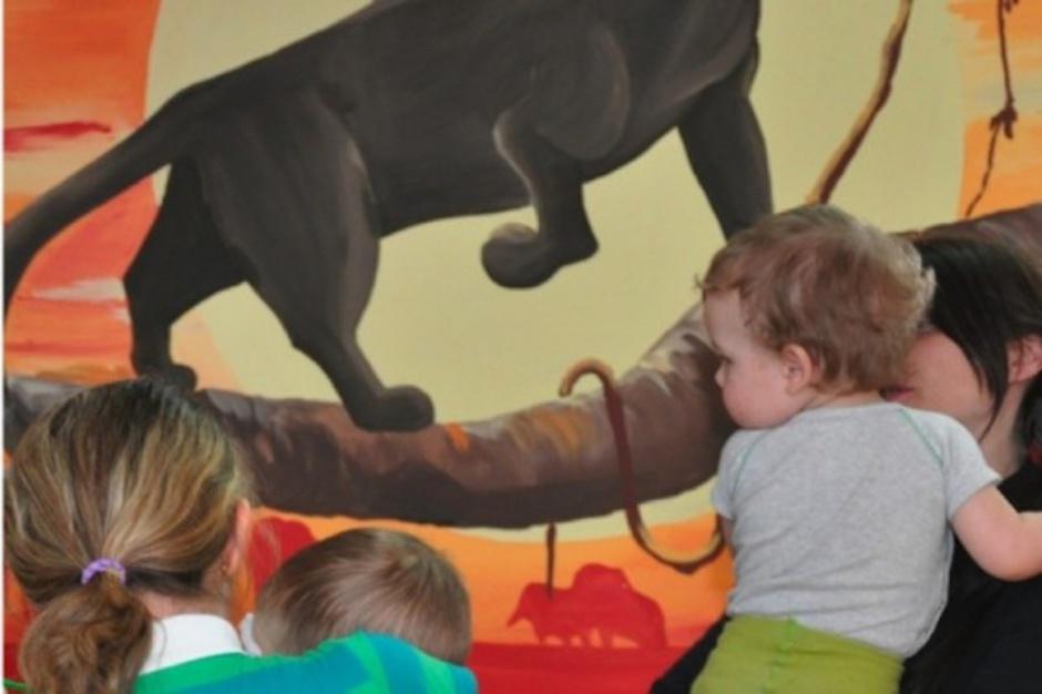 Długi pobyt w żłobku powoduje silny stres u dziecka