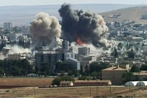 Największy szpital na wschodzie Aleppo zniszczony w nalotach