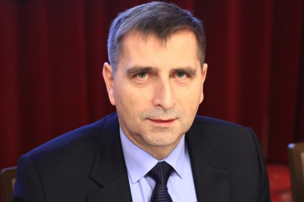 dr n. o zdr. Jacek Kryś, dyrektor Szpitala Uniwersyteckiego nr 1 im. dr. Antoniego Jurasza w Bydgoszczy