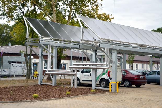 Mazowsze: kolektory słoneczne już w 12 szpitalach marszałkowskich