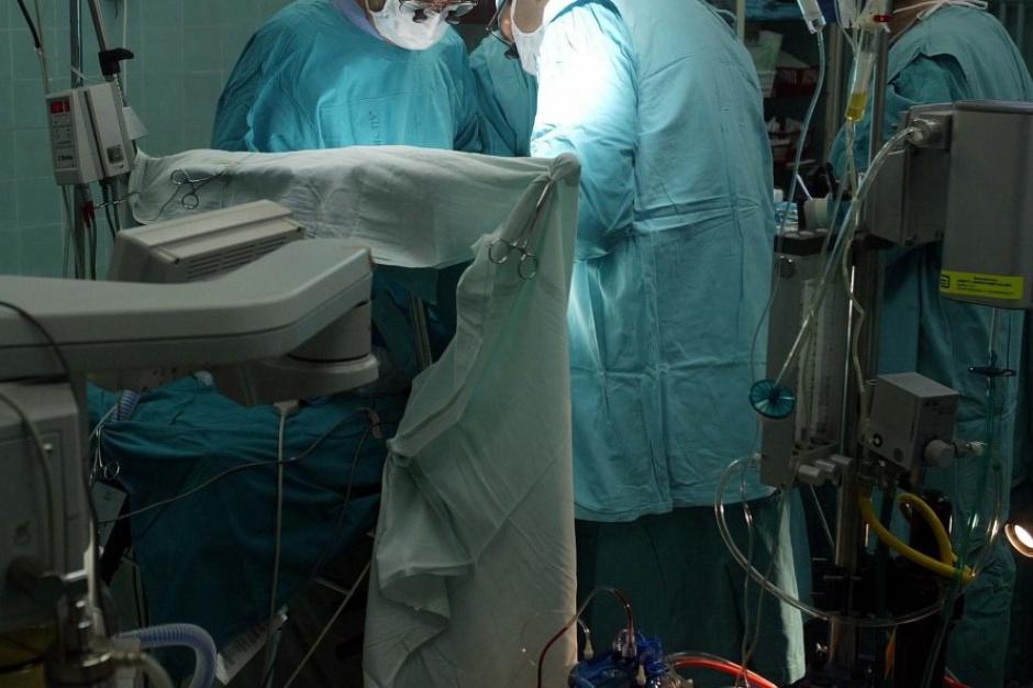 Kraków: zabieg wycięcia tarczycy przy użyciu neuromonitoringu w szpitalu miejskim