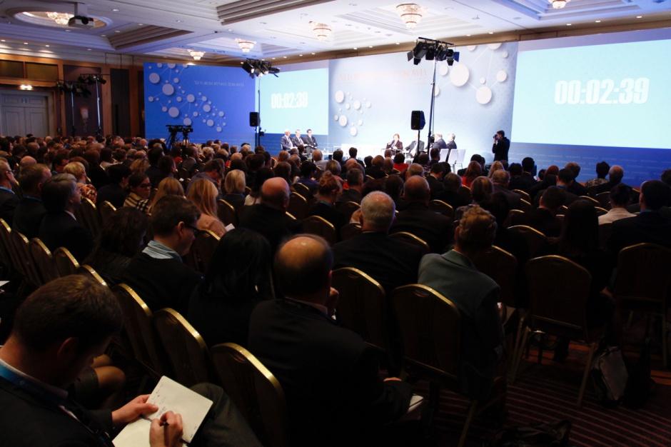 XII Forum Rynku Zdrowia: debata z aktywnym udziałem publiczności