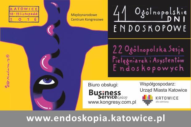Katowice: Ogólnopolskie Dni Endoskopowe