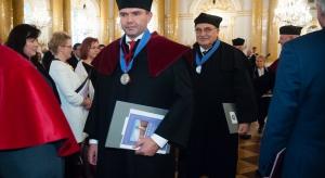 Gloria Medicinae dla prof. Dariusza Dudka