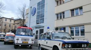 Kraków: nysa, fiat i mercedesy - pogotowie świętuje 125-lecie pracy