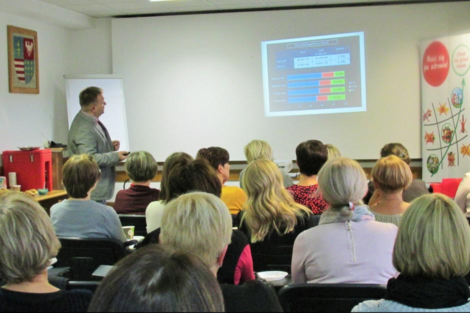 Kielce: ŚCO znów uczy nauczycieli o profilaktykce onkologicznej