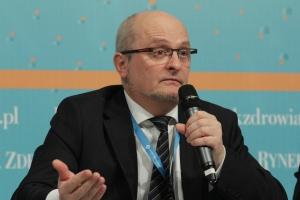 Wiceminister Warczyński: projekt finansowania służby zdrowia - w ciągu miesiąca