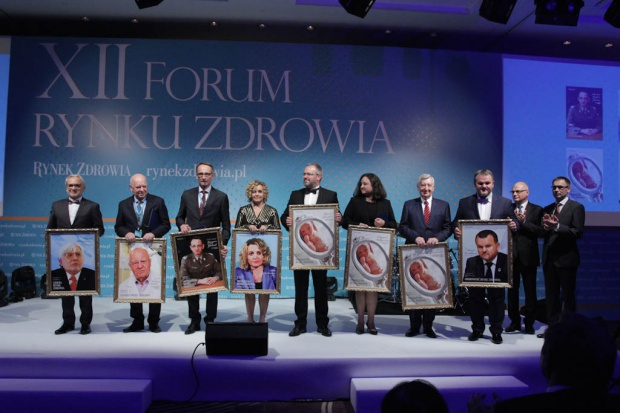 Gala XII Forum Rynku Zdrowia: Laureaci Portretów Polskiej Medycyny (relacja wideo)