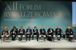 XII Forum Rynku Zdrowia: polityka zdrowotna - co nas czeka w najbliższych latach