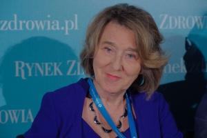Prof. Ryszarda Chazan: współpłacenie przez pacjentów za świadczenia medyczne jest nieuchronne
