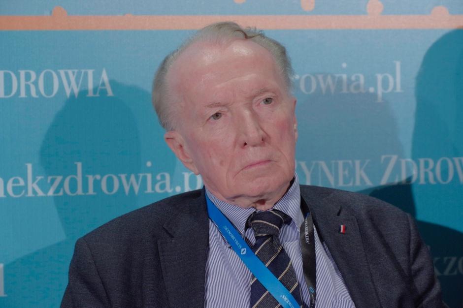 Mirosław Wysocki: - Nadal szczepionych jest u nas 95 proc. dzieci do 2. roku życia