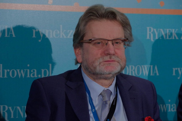 Jarosław Pinkas: zdrowie publiczne nie jest medialnym tematem