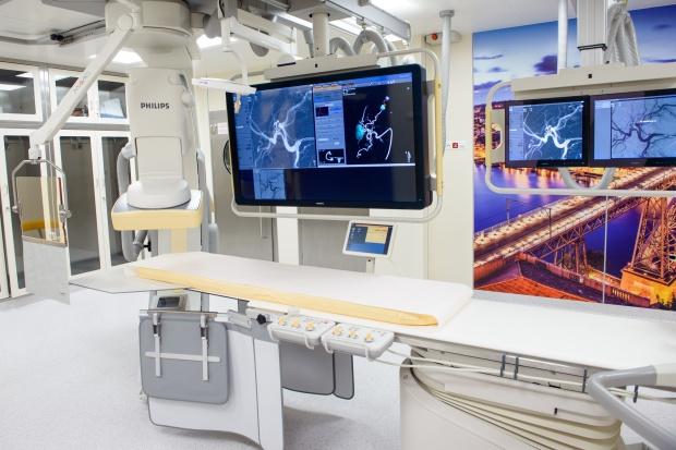 W Centrum Onkologii w Gliwicach powstała pracownia radiologii zabiegowej