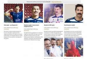 Akcja społeczna: mężczyźni zapuszczają wąsy promując walkę z rakiem