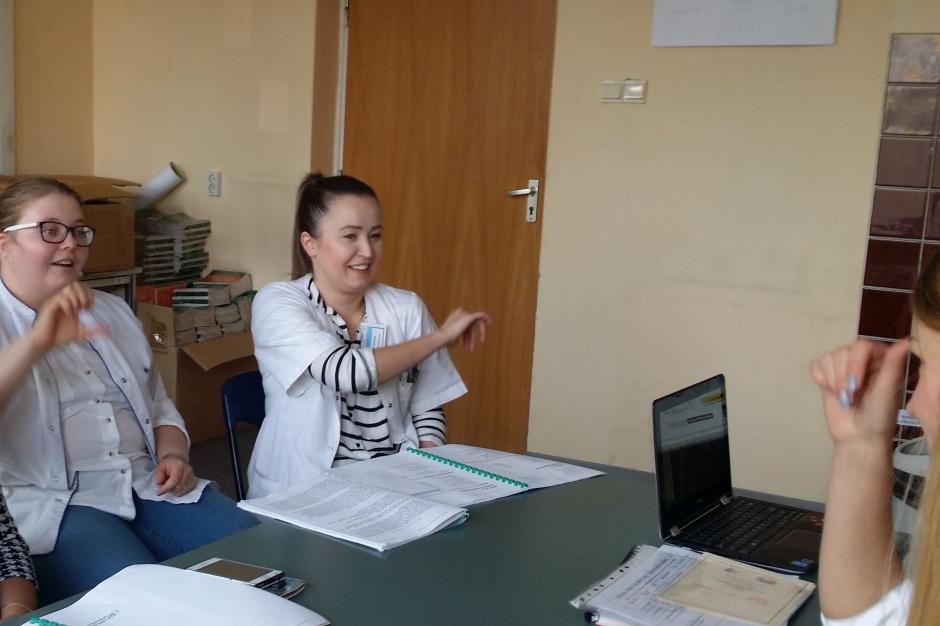Katowice: pierwsze rejestratorki w GCZD potrafią już migać