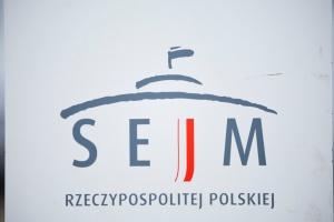 CIS: zakaz wstępu do Sejmu dla uczestników protestu osób niepełnosprawnych wciąż obowiązuje