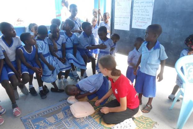 Polskie ratowniczki ponownie wyruszają do Ghany