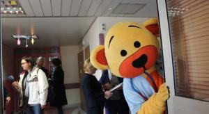 Katowice: miś-maskotka GCZD wystartuje w znanym biegu