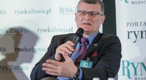 Grzesiowski: obecnie więcej chorych trafia do szpitali i wymaga wsparcia respiratorem