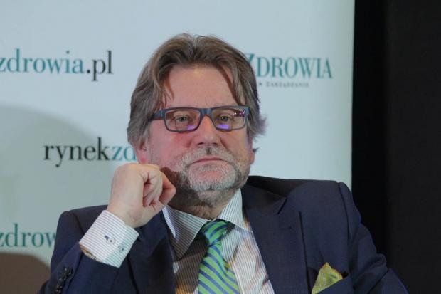 Jarosław Pinkas: są środki na realizację Narodowego Programu Zdrowia