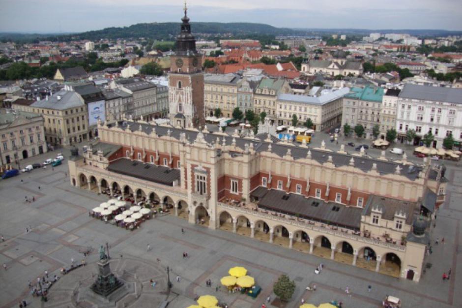 Kraków stawia na turystykę - także medyczną