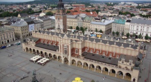 W Krakowie rozdają skrzydłokwiaty: na smog nie pomogą, ale jakość powietrza poprawią