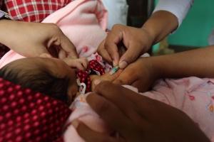 Badania: szczepionka przeciw gruźlicy powinna być podawana dożylnie