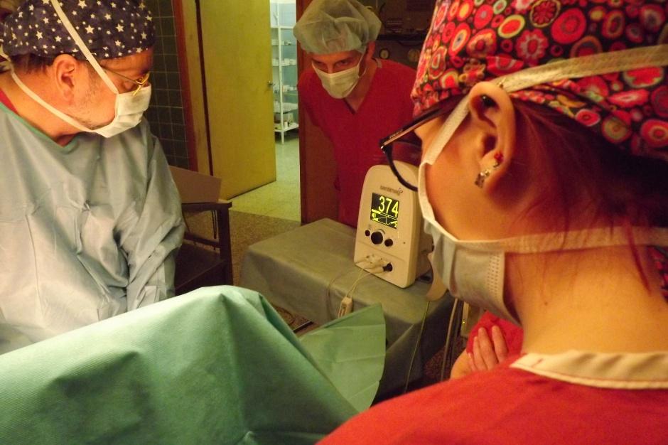 Bytom: w szpitalu nr 4 pracuje sonda, pomoże chorym na raka piersi i czerniaka