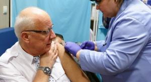 Lekarze dentyści też dali dobry przykład - zaszczepili się