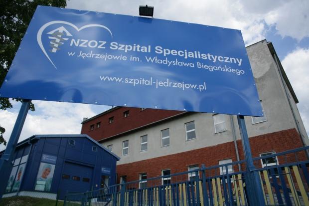 Jędrzejów: starostwo zaproponuje operatorowi wydłużenie dzierżawy szpitala